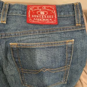 Lucky Brans Jeans
